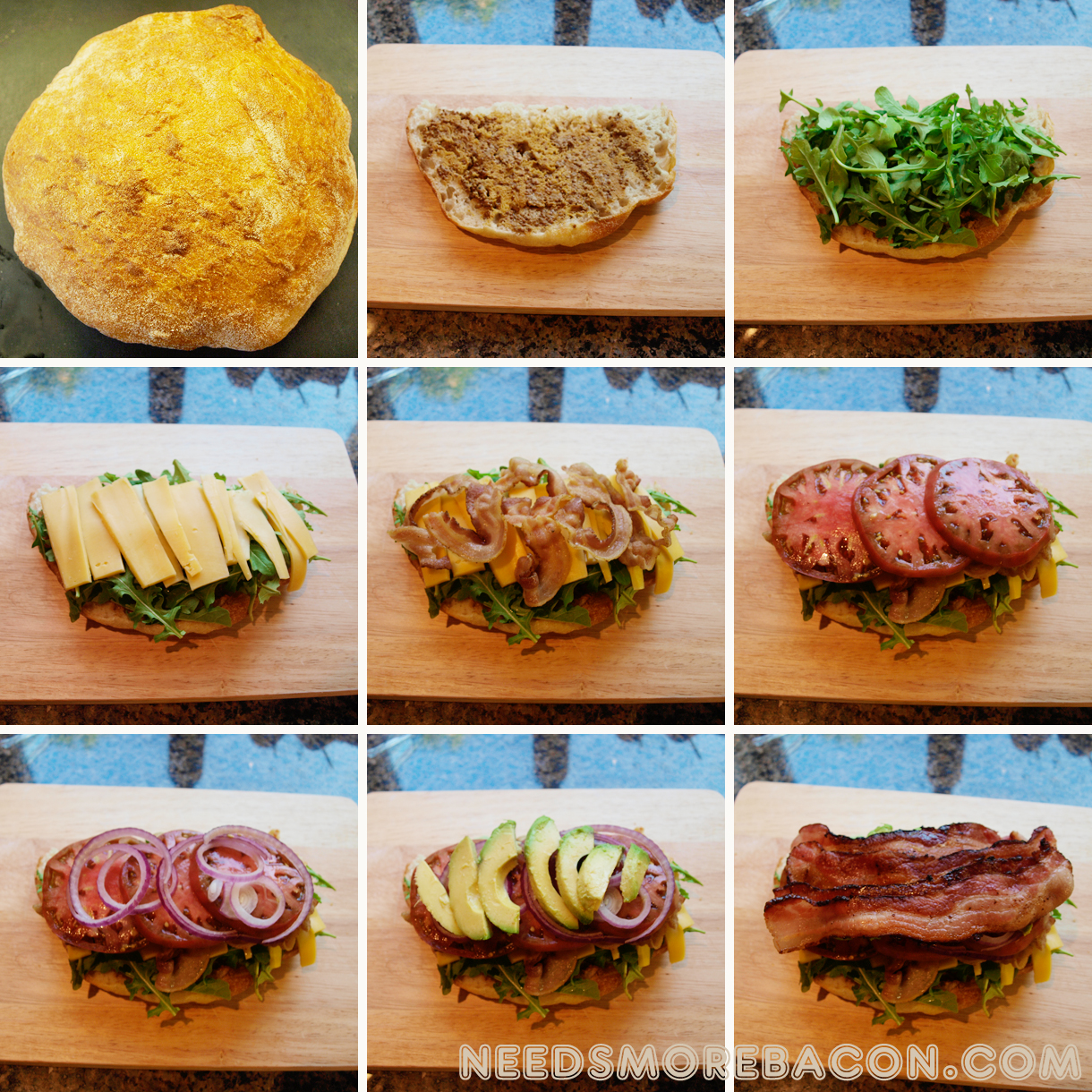 The composition of a sandwich is much more important than most people ...